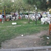 Photo taken at Çavdarlı Aile Çay Bahçesi by Binnas D. on 9/24/2016