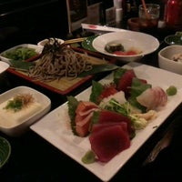 Photo taken at The Sushi Bar 1 by Vương H. on 12/25/2012