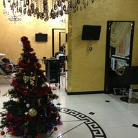 Photo taken at NewStyle Beauty Saloon by MadaM Law on 1/21/2013