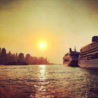 Das Foto wurde bei Star Ferry Pier (Tsim Sha Tsui) von Philipp N. am 2/21/2013 aufgenommen
