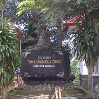 Photo taken at Taman Purbakala Cipari by Ngka W. on 1/2/2015