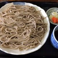 Photo taken at 十割そば えびす by Osamu S. on 2/27/2014