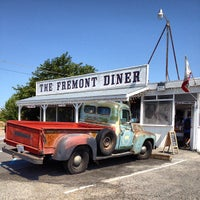 Photo taken at The Fremont Diner by Alex d. on 7/1/2013