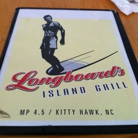Photo taken at Long Boards Island Grill by Pearl S. on 9/28/2013