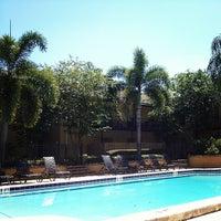 Photo taken at Melrose Court II ~Pool~ by Katrina Eireen M. on 8/28/2013