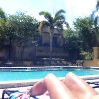 Photo taken at Melrose Court II ~Pool~ by Katrina Eireen M. on 5/30/2013