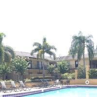 Photo taken at Melrose Court II ~Pool~ by Katrina Eireen M. on 7/30/2014