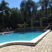 Photo taken at Melrose Court II ~Pool~ by Katrina Eireen M. on 10/12/2013