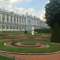 Снимок сделан в Екатерининский парк пользователем Veronika R. 7/13/2013