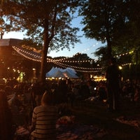 Photo taken at Celebrate Brooklyn!/Prospect Park Bandshell by Alan P. on 6/6/2013