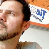 Photo taken at Tico Burguesas by Gabriel A. on 10/12/2012