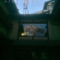 Photo taken at 明保野亭 by S.Kajimoto on 4/1/2017