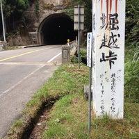 Photo taken at 堀越峠 by S.Kajimoto on 8/3/2014