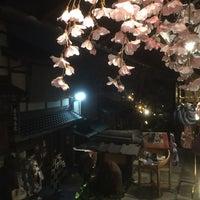 Photo taken at 明保野亭 by S.Kajimoto on 3/20/2016