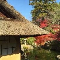Photo taken at 青龍苑 by S.Kajimoto on 11/24/2014