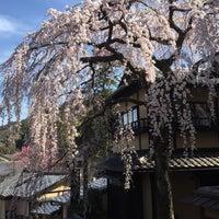 Photo taken at 明保野亭 by S.Kajimoto on 3/24/2018