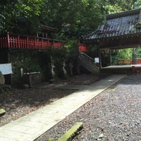 Photo taken at 請田神社 by S.Kajimoto on 6/5/2015
