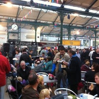 Photo taken at St George's Market by Matt M. on 11/10/2012