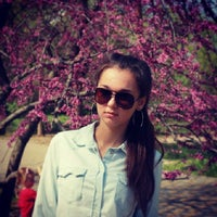 Photo taken at ЦПКиО by Наташа М. on 5/14/2013