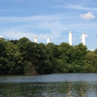 Photo taken at Battersea Park by WaiLun H. on 6/30/2013