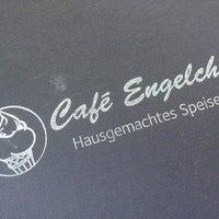 Photo taken at Cafè Engelchen by Me M. on 7/7/2013