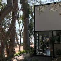 Photo taken at The Eames House (Case Study House #8) by Clarissa S. on 10/13/2017