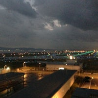 Photo taken at Sky View by Meow on 10/28/2012