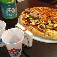 Photo taken at Domino's Pizza by Marcelo A. on 6/3/2013