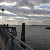 Photo taken at Louis Valentino Jr Park & Pier by Cathy C. on 4/13/2013