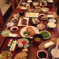 Photo taken at Nihon-kai Japanese Restaurant by Praphan S. on 3/29/2013