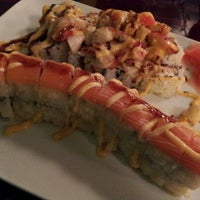 Photo prise au Carolina Sushi & Roll par Victoria V. le11/27/2012