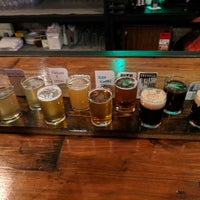 Photo taken at Public Craft Brewing Co. by Tim S. on 4/29/2018