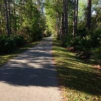 Photo taken at Black Creek Trail by Jen H. on 3/13/2013