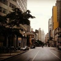 Photo taken at Avenida Ipiranga by Felipe A. on 1/25/2013