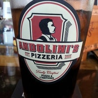 Photo taken at Andolini's Pizzeria by Shawna M. on 10/19/2012
