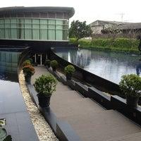 Photo taken at Best Western Premier Amaranth Suvarnabhumi Airport Hotel by Nune A. on 6/16/2013