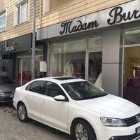 Photo taken at Madam Burcu Kırklareli Şubesi by Cihan V. on 10/12/2016