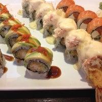 Foto diambil di FuGu Sushi oleh Greg H. pada 10/23/2012