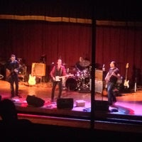 Photo taken at The Historic German House Auditorium & Events Center by Dino K. on 3/1/2014