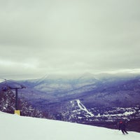 Photo taken at Waterville Valley Ski Area by David S. on 3/3/2013