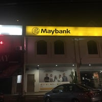 Photo taken at Maybank by Chee H. on 4/5/2017