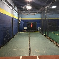 Photo taken at Bergen Batting Center by Thomas S. on 9/22/2017