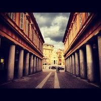 Photo taken at Piazza della Bollente by Chiara B. on 10/7/2012