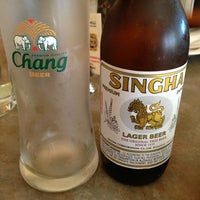 Photo taken at Lemongrass Thai Cuisine by Mike 🌎 on 9/7/2013