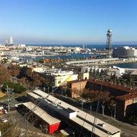 Das Foto wurde bei Miramar Restaurant Garden & Club von Alex T. am 12/29/2012 aufgenommen