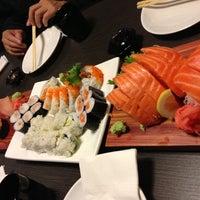 Photo taken at Oyama Sushi by Sam L. on 10/5/2012