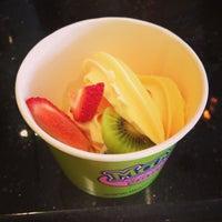 Photo taken at Mama Frozen Yogurt by Johanna M. on 4/14/2013