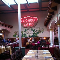 Photo taken at El Cholo by Hungry H. on 2/18/2013
