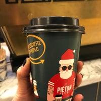 1/3/2018 tarihinde Melis S.ziyaretçi tarafından Piéton Coffee'de çekilen fotoğraf