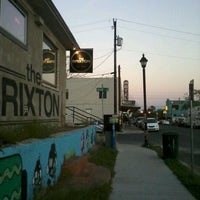 Photo taken at The Brixton by Christina T. on 10/10/2012